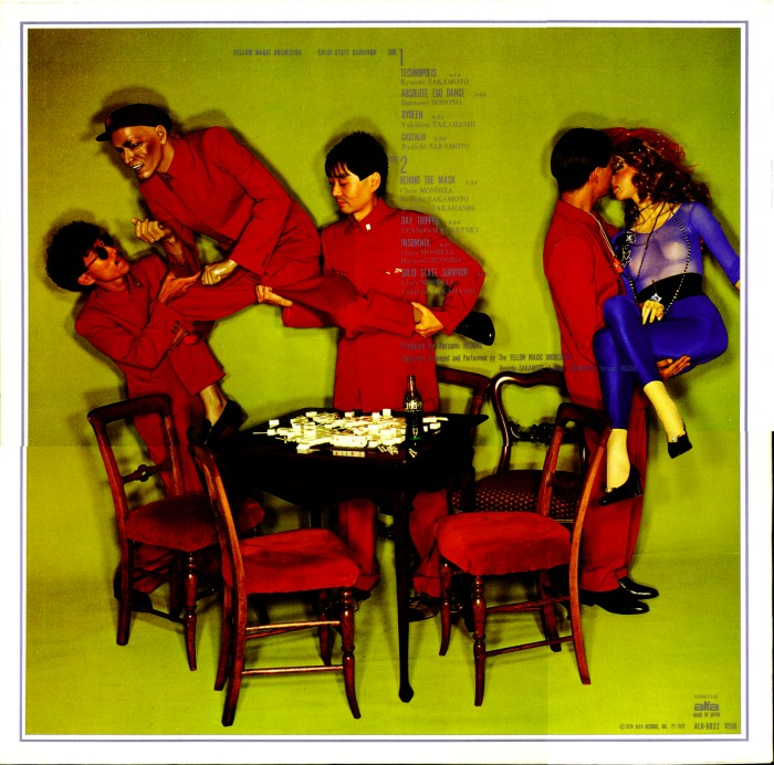 Review: Solid State Survivor by Yellow Magic Orchestra (1979 ...
