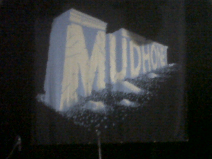 Mudhoney sign